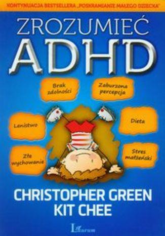 Ok�adka - Zrozumie� ADHD