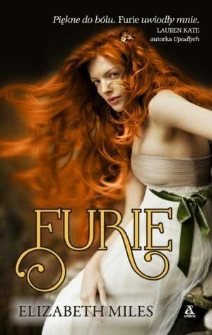 Okładka książki - Furie