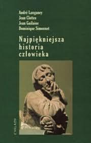 Okładka książki - Najpiękniejsza historia człowieka