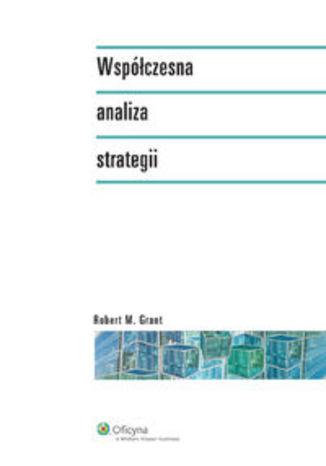Ok�adka - Wsp�czesna analiza strategii