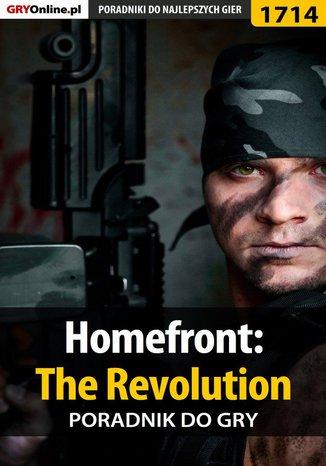 Okładka - Homefront: The Revolution - poradnik do gry