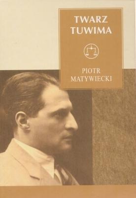 Okładka książki - Twarz Tuwima