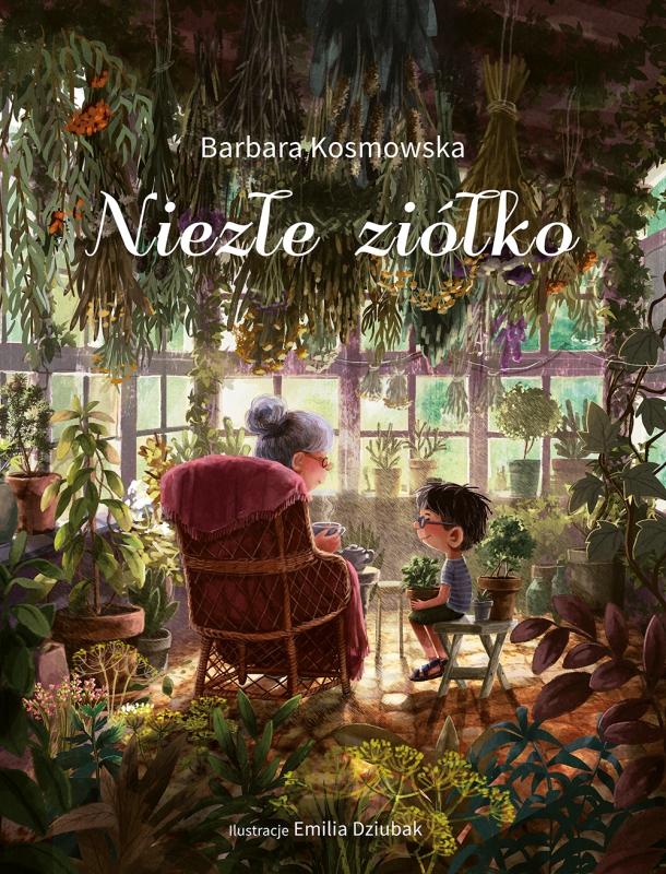 Okładka książki - Niezłe ziółko
