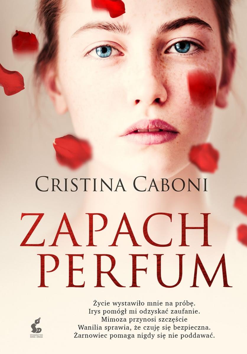 Okładka książki - Zapach perfum