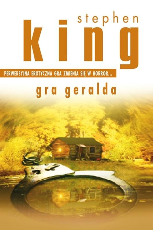 Okładka książki - Gra Geralda