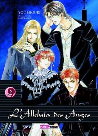 Okładka książki - L'alleluja des Anges tom 2