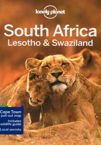 Ok�adka - South Africa, Lesotho & Swaziland (RPA, Lesoto, Suazi). Przewodnik Lonely Planet