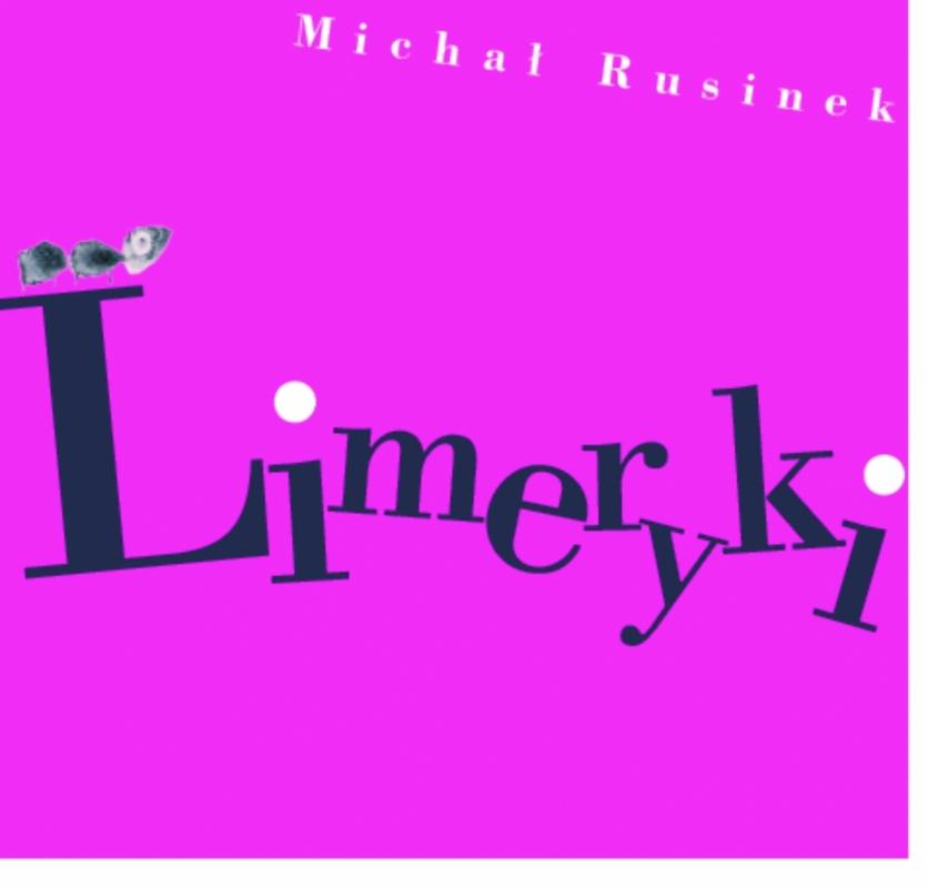 Okładka książki - Limeryki