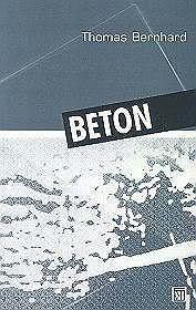 Okładka książki - Beton