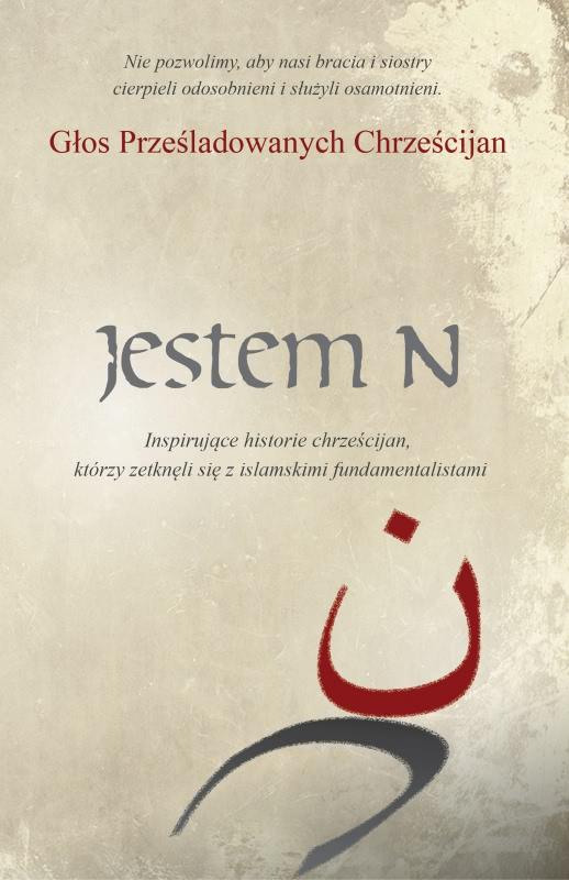Okładka książki - Jestem N.