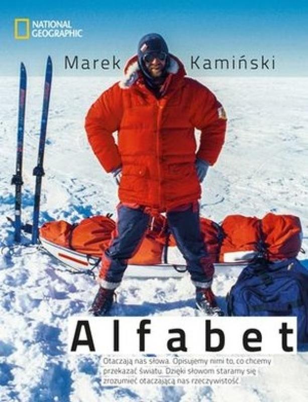 Okładka książki - Alfabet