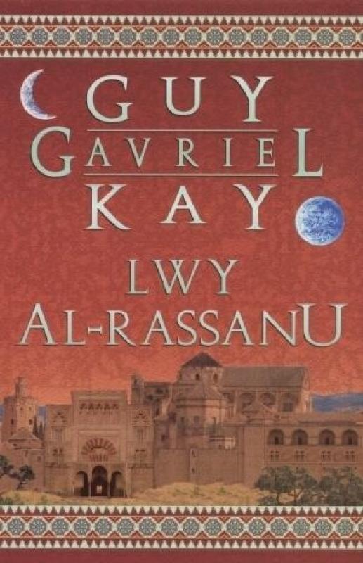 Okładka książki - Lwy Al-Rassanu