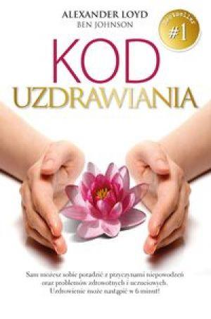 Okładka książki - Kod Uzdrawiania
