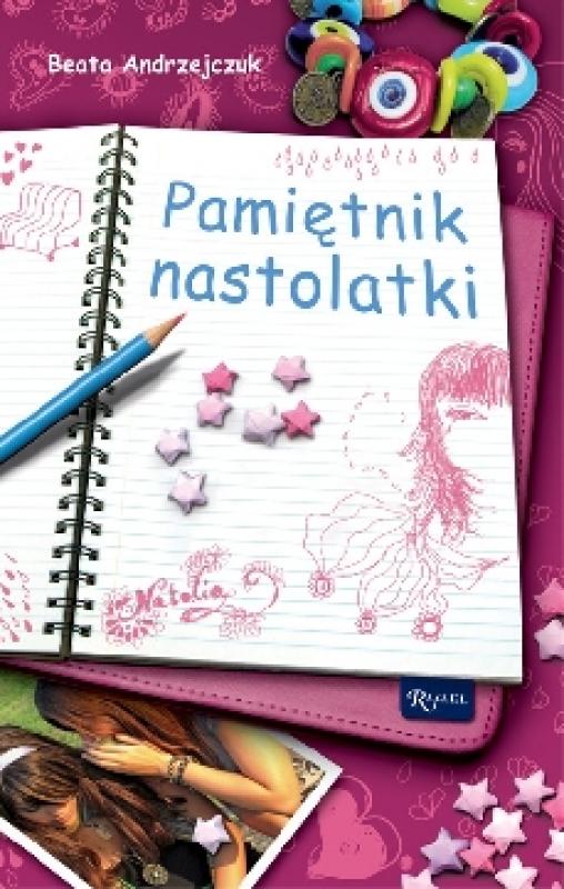 Okładka książki - Pamiętnik nastolatki