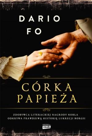 Okładka książki - Córka papieża