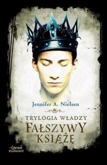 Okładka książki -  Fałszywy książę