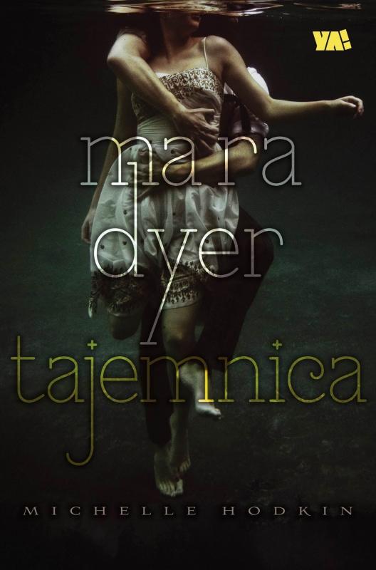 Okładka książki - Mara Dyer. Tajemnica