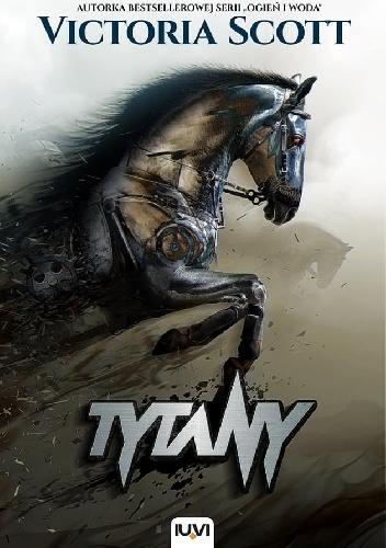 Okładka książki - Tytany