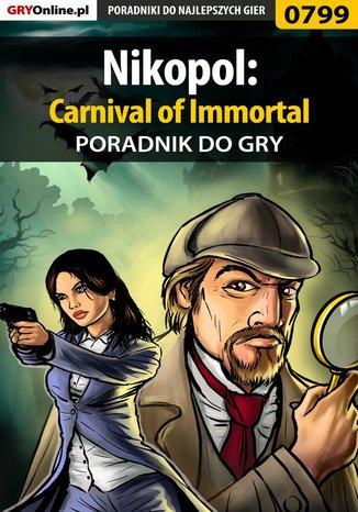 Okładka - Nikopol: Carnival of Immortal - poradnik do gry