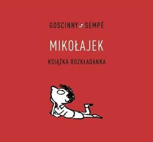 Okładka książki - Mikołajek. Książka rozkładanka