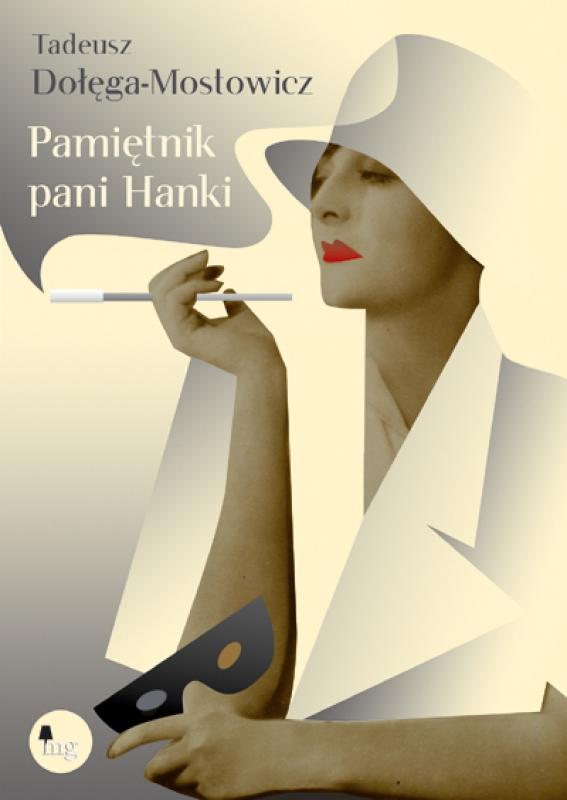 Okładka książki - Pamiętnik pani Hanki