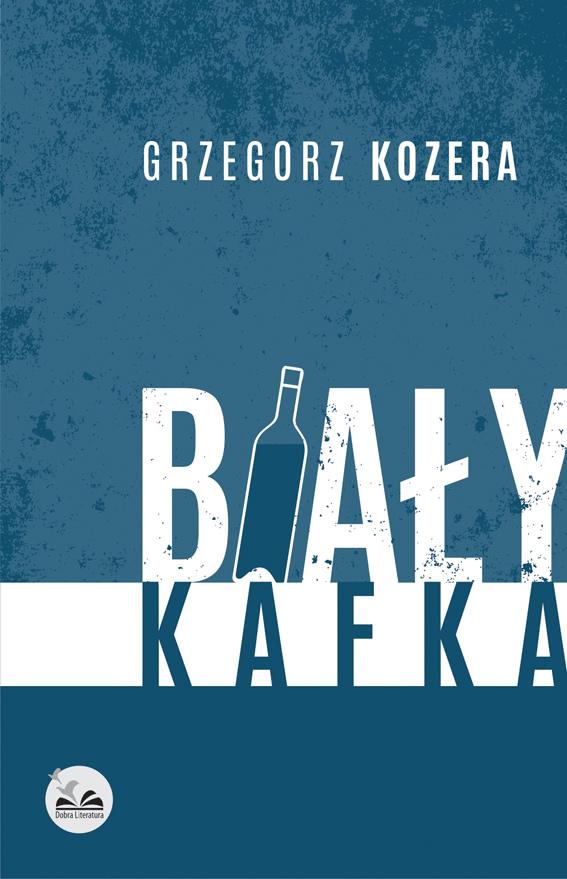 Okładka książki - Biały Kafka