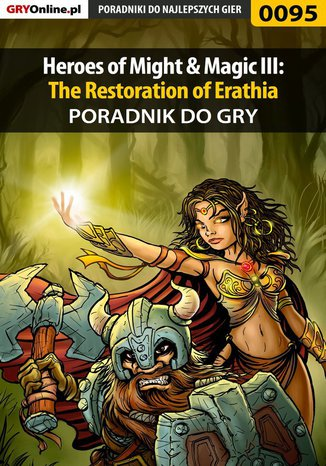 Okładka - Heroes of Might  Magic III: The Restoration of Erathia - poradnik do gry