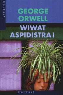 Okładka książki - Wiwat aspidistra!