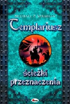 Ok�adka - Templariusz. �cie�ki przeznaczenia