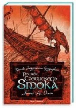 Ok�adka - Kroniki Imaginarium Geographica 2. Powr�t Czerwonego smoka