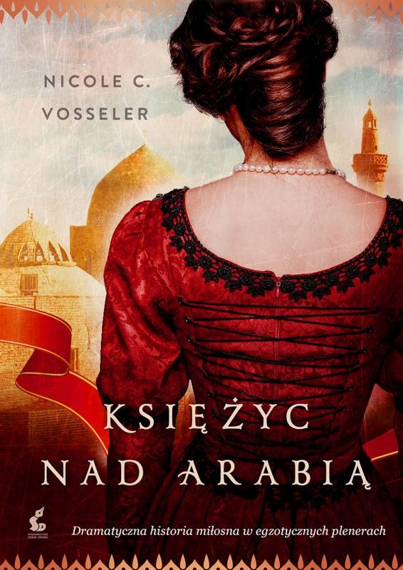 Okładka książki - Księżyc nad Arabią