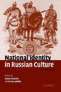 Okładka książki - National Identity in Russian Culture