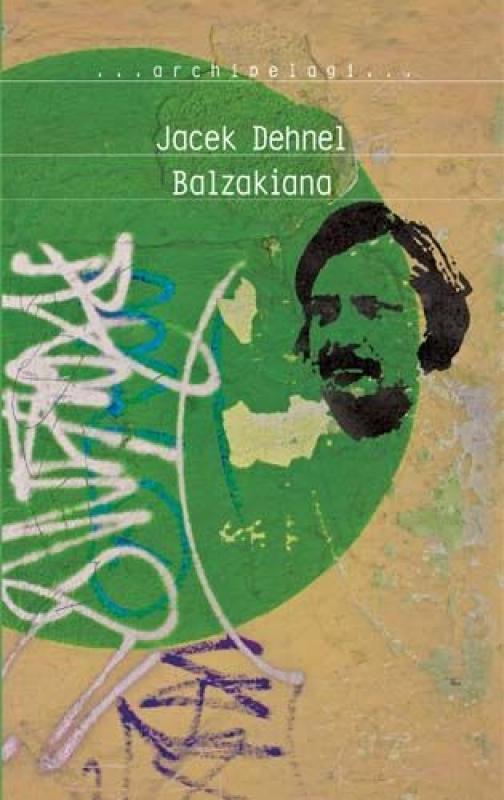 Okładka książki - Balzakiana
