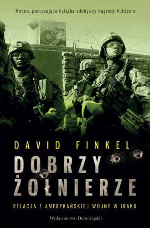 Okładka książki - Dobrzy żołnierze