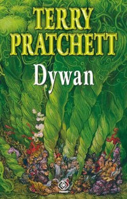 Okładka książki - Dywan
