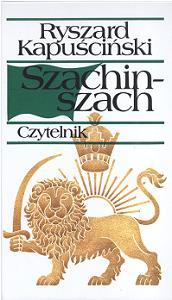 Okładka książki - Szachinszach