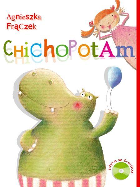 Chichopotam 165444 Agnieszka Frączek Książka Recenzja