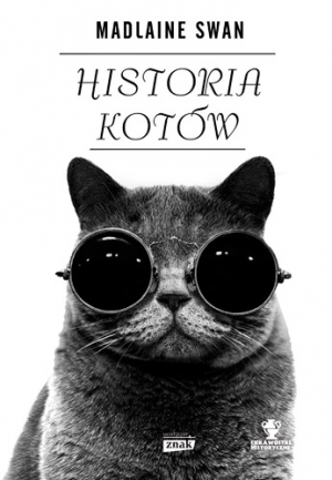 Okładka książki - Historia kotów