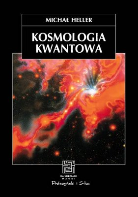 Okładka książki - Kosmologia kwantowa
