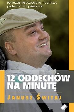 Ok�adka - 12 oddech�w na minut�