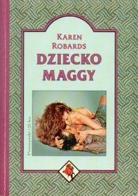 Okładka książki - Dziecko Maggy
