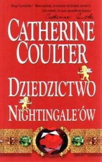 Okładka książki - Dziedzictwo Nightingaleów