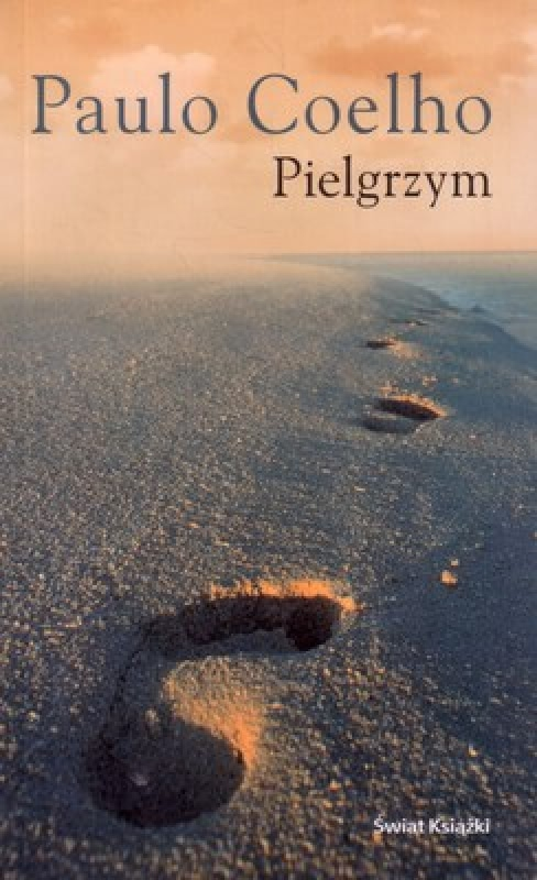 Okładka książki - Pielgrzym