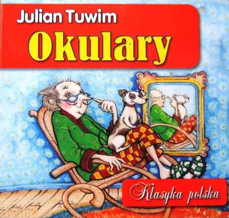 Okulary 219111 Tuwim Julian Książka Recenzja