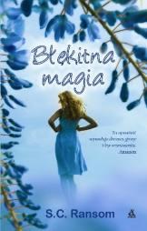 Okładka książki - Błękitna magia