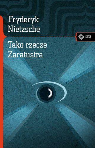 Okładka książki - Tako rzecze Zaratustra