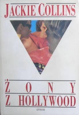 Okładka książki - Żony z Hollywood