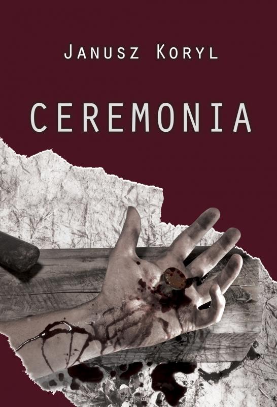 Okładka książki - Ceremonia