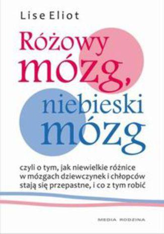 Ok�adka - R�owy m�zg, niebieski m�zg