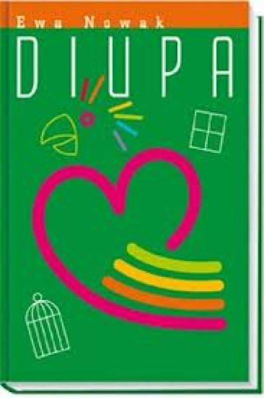 Okładka książki - Diupa